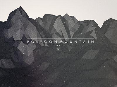 God that's hot.Polygon Design, Geometric Identity, Digital Art, Graphics Design, Mountain Illustration, Polygon Art, Geometric Mountain, Polygon Vector, Polygon Mountain