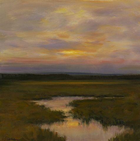 Peaceful Evening - Dennis Sheehan (b. 1950)