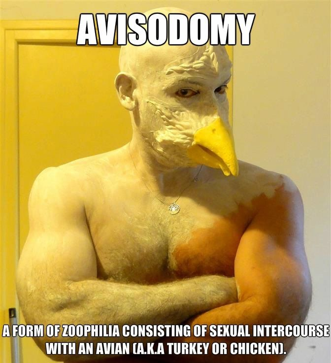 Weirdest Sex Fetishes 5