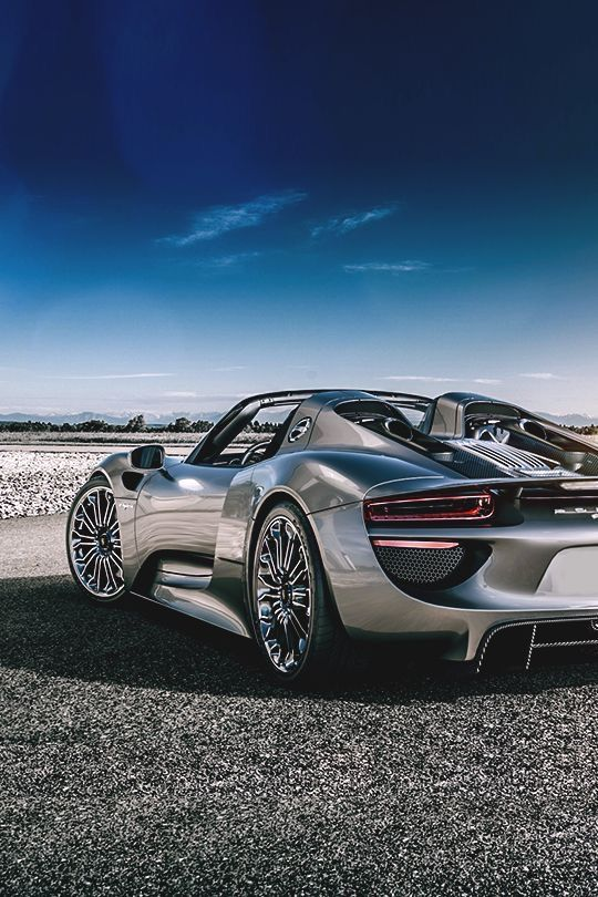 Porsche 918 Spyder. Watch high performance, sports car, supercar and hypercar vi…