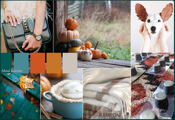 Giornate piovose, vestiti caldi e cibo confortante… Make it a November to remember! Scegliete l'outfit giusto per superare I primi freddi.  #FallTrends #November