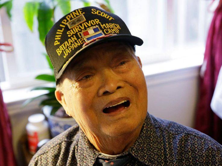 Bataan Death March survivor and resistance hero dies aged 100 #philippines #news http://ift.tt/1CijO2m