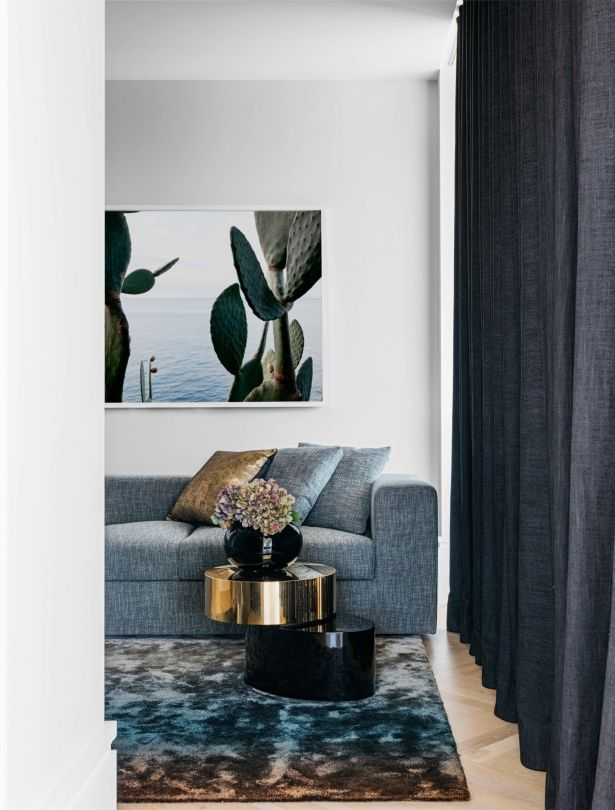 The best Australian residential interior decoration of the year: SJB Interiors for 10 Wylde Street  Image: Felix Forest