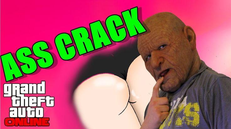 old man raging