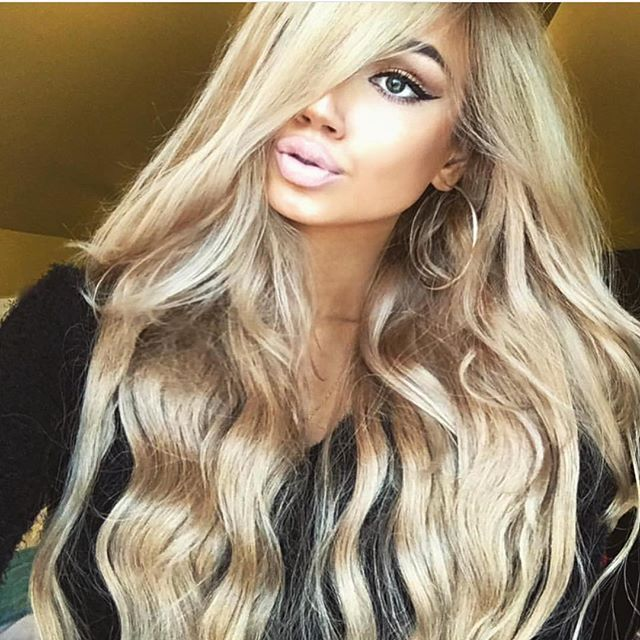 9 best must have hair images on pinterest this stunning bellissima dirty blonde perfectly blends various shades of blonde simultaneously casual yet chic these bellami hair clip in hair pmusecretfo Choice Image
