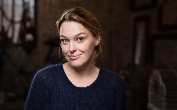 Sally Bretton from BBC sitcom Not Going Out