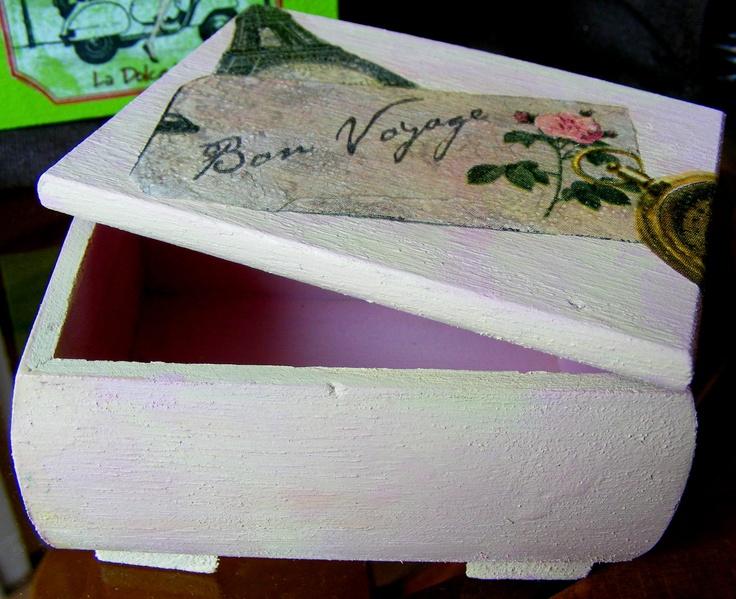 Romantikus dobozka