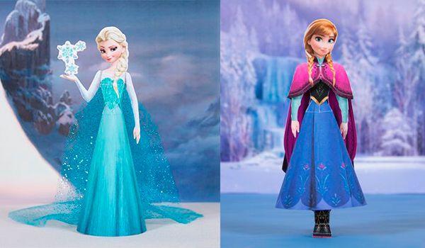 5 manualidades para niños, ¡de la peli Frozen!