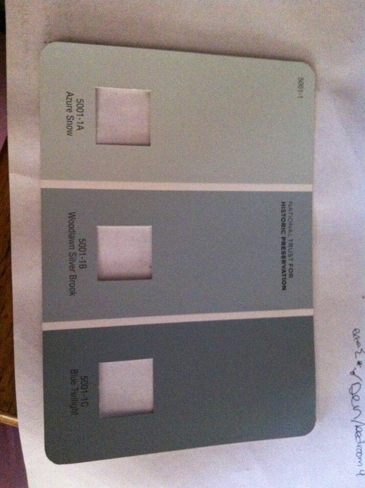 Woodlawn Snow Paint Color