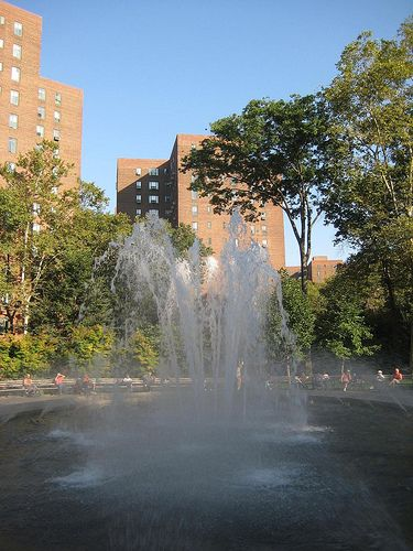 Stuytown. My second home in NYC!