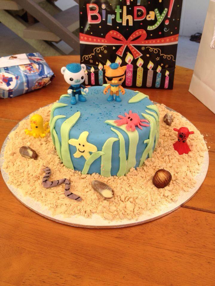 Octonauts cake