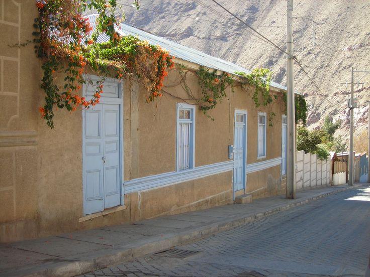Colores de Pisco Elqui- Chile