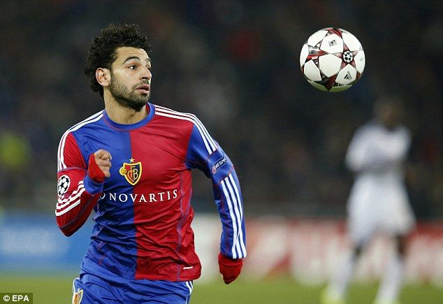 Finally it's a done deal after Chelsea has completed the signing of Egyptian Mohamed Salah from FC Basel on a long term deal. The announcement was made by Jose Mourinho the clubs manager before his team goes in for the fourth FA cup round tie at the Stamford Bridge against Stoke City on Sunday.