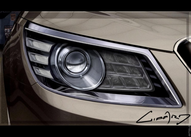 2008 Buick Invicta Concept Buick Pinterest Buick