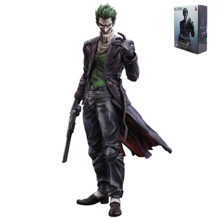 "Square Enix Batman: Arkham Origins Play Arts Kai Joker Action Figure 10""  http://s.click.aliexpress.com/e/6qJ2FiU"