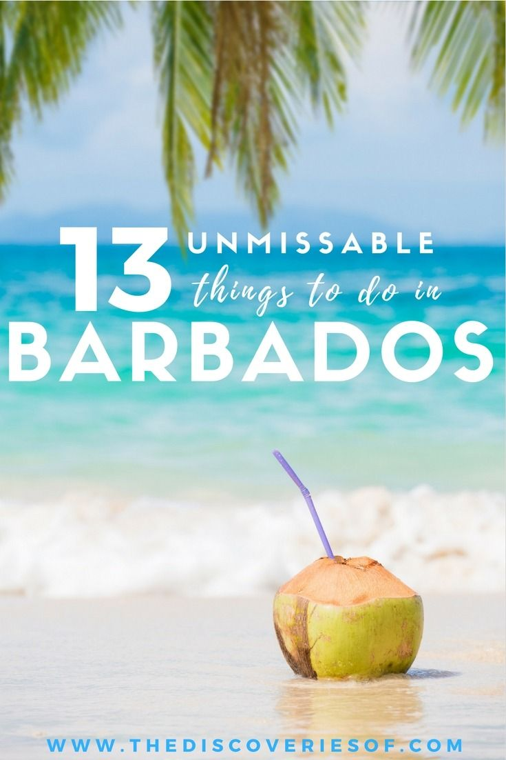 Dreaming of Barbados? Read our travel guide to the best things to do in Barbados now. Barbados Hotels I Barbados History I Barbados Food I Bridgetown I Photography I Honeymoon I Carnival I Barbados Holiday I St Lawrence Gap I Holetown #travel #beaches