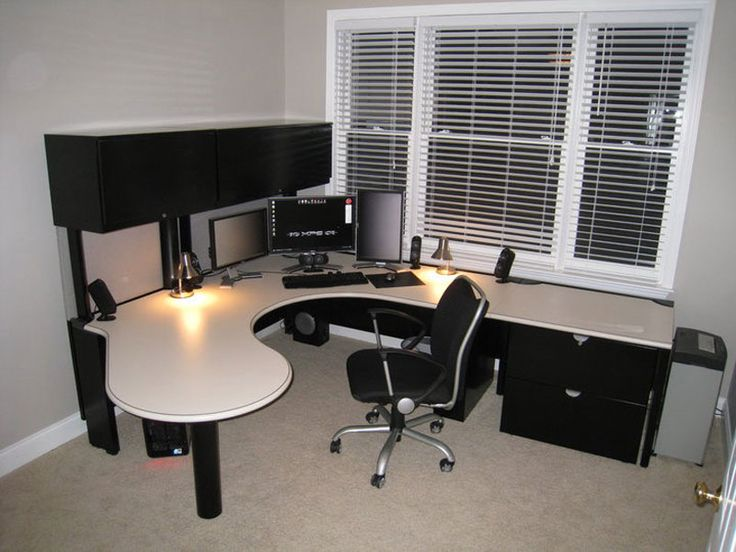 Increase The Work Productivity At Home With Home Office Ideas