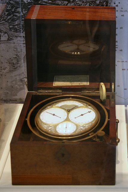 Captain George Vancouver and the Marine Chronometer