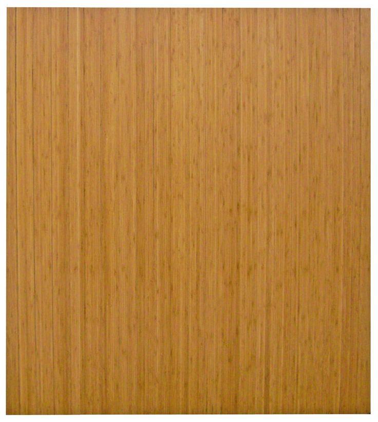 bamboo office chair mat