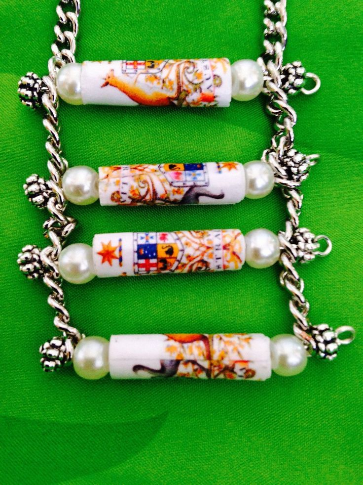 A personal favourite from my Etsy shop https://www.etsy.com/au/listing/398076849/beautiful-paper-bead-necklace-picture