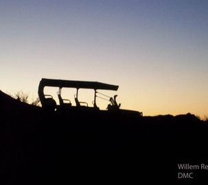 Sunrise in Damaraland - the only thing missing is you! #Safari #Africa #Namibia #WildernessSafaris