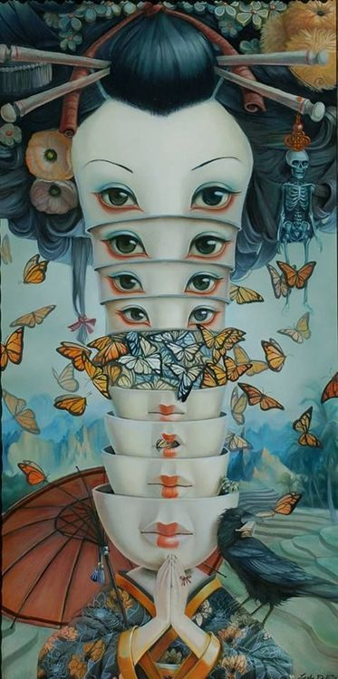 Leslie Ditto | The House of Beccaria~