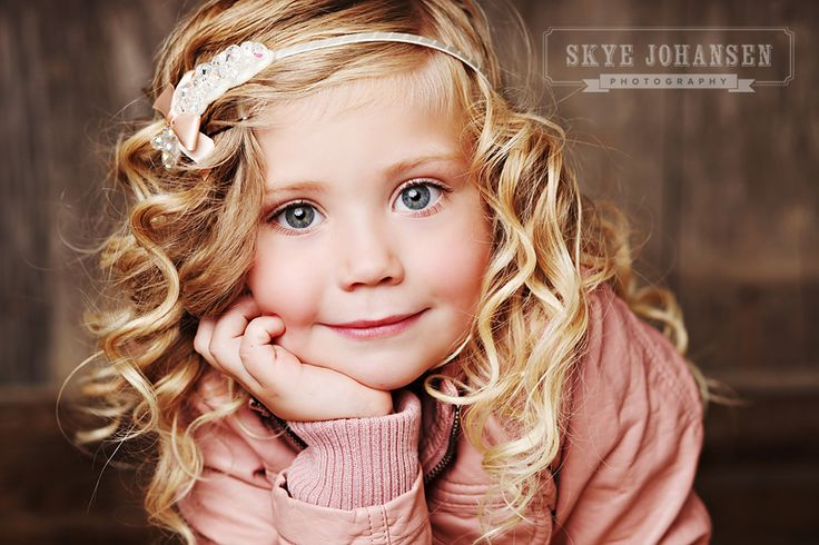 I want to have a little girl and have her look just like her.. wow