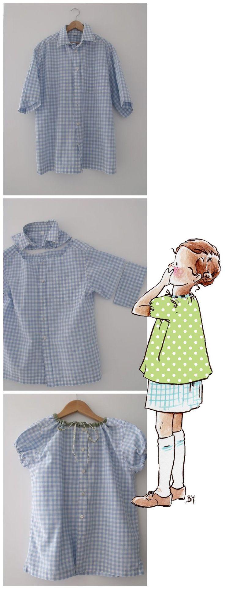 Fabulous Plus de 25 idées uniques dans la catégorie Customiser chemise sur  CN33