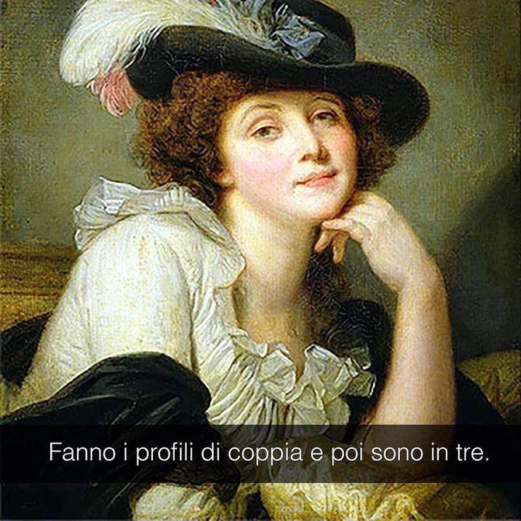 Ritratto di Sophie Arnould - Jean Baptiste Greuze (1786) #seiquadripotesseroparlare #StefanoGuerrera
