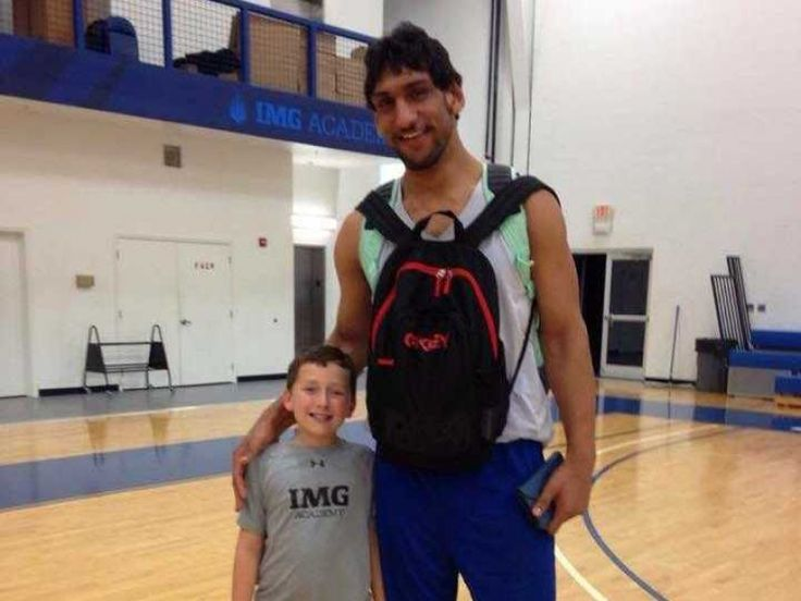 Our heartiest congratulations to Satnam Singh   #SatnamSingh #NBA #CoreAthletics