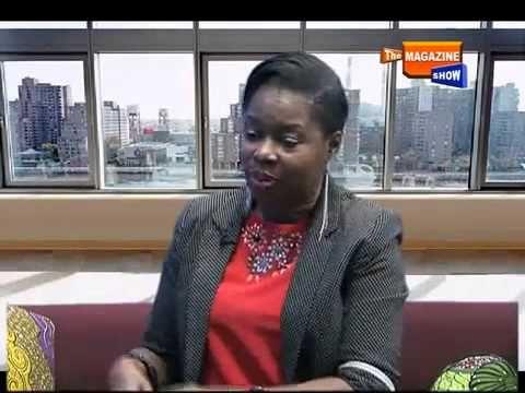 Properties for Nigerians in Diaspora - The Magazine Show (BENTV) interviews MercyHomesUK