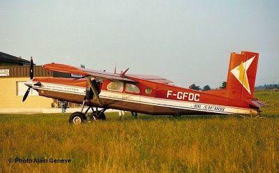 Pilatus-history-and-news: Pilatus...PC-6...Air Savoie