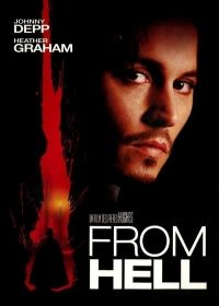 From Hell  2002  Johnny Depp, Heather Graham, Ian Holm, Robbie Coltrane, Ian Richardson, Jason Flemyng, Katrin Cartlidge, Terence Harvey, Susan Lynch, Paul Rhys, Lesley Sharp, Estelle Skornik, Nicholas McGaughey, Annabelle Apsion, Joanna Page, Samantha Spiro, Sophia Myles, Ralph Ineson, John Owens, Mark Dexter, Danny Midwinter, David Schofield, Peter Eyre, Rupert Farley