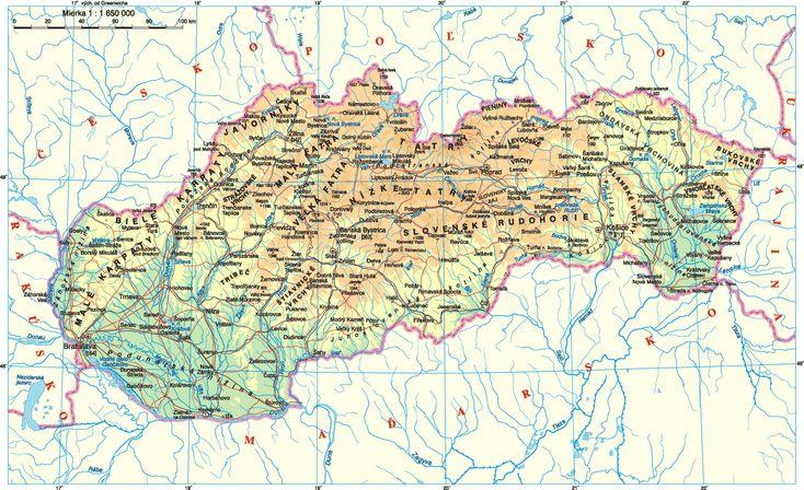 Google Image Result for http://www.nizketatry.sk/mapy/slovensko/slovensko.gif