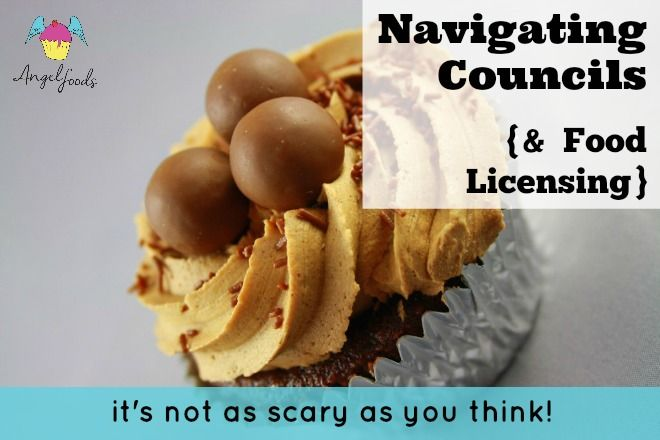 Navigating Council (with Food Licensing): it's not as scary as you think