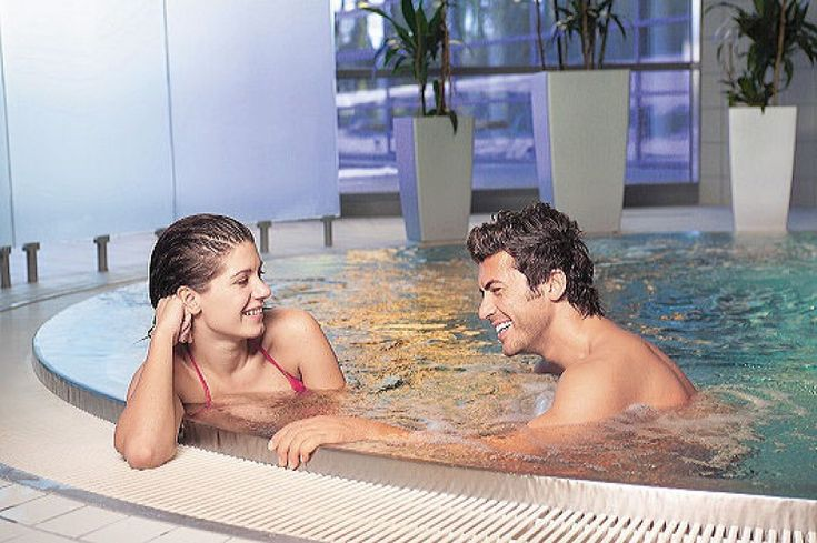 Therme Bad Sauerbrunn in Oberösterreich