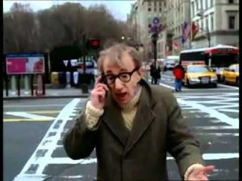 Telecom Italia - Woody Allen (2000, Italy) - YouTube
