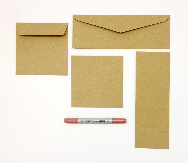 Sobres Kraft - Pepa Paper