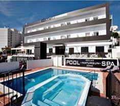 Moderno Hotel en Torremolinos http://www.chollovacaciones.com/CHOLLOCNT/ES/chollo-hotel-natursun-oferta-torremolinos-costa-del-sol.html