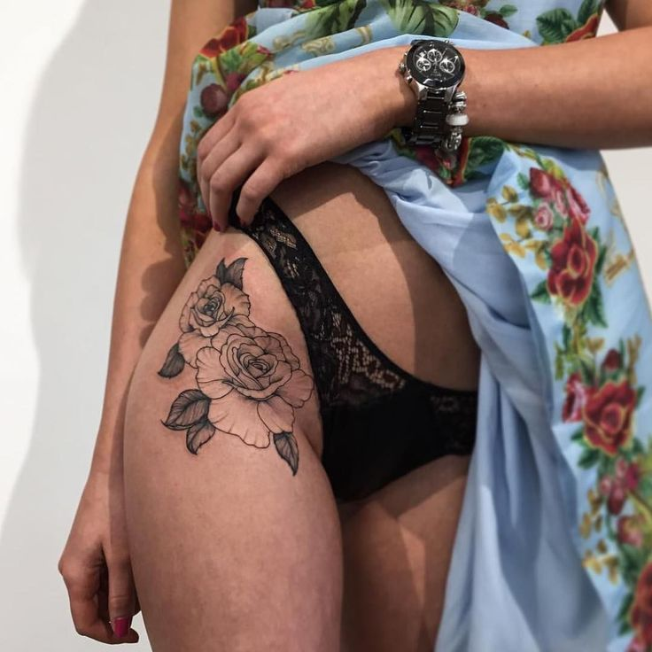 35 Seductive Hip Tattoo Designs for Girls - Fabulous And Sexy