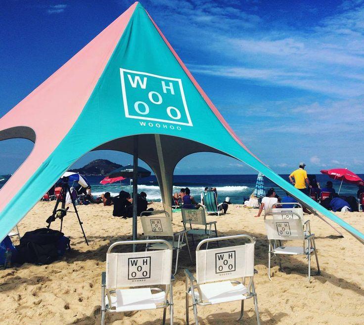 Tenda Estelar - Wooho Campeonato de Surf - Rio de Janeiro. Email: vendas@orvalhodosol.com.br Tel: (11) 5681-7088 Facebook: www.facebook.com/orvalhodosol Instagram: @orvalhodosol #tenda #tendas #marketing #propaganda #marca #acessórios #projetos #windbanner #bandeirola #windflag #totens #outdoor #agricola #fitness #publicidade #eventos #homecenter #produtos #design #praia #beach #advertising #corrida #runner #personal #revendedor #revendedora #vendas #barato #promoção  #standup #rural #rj