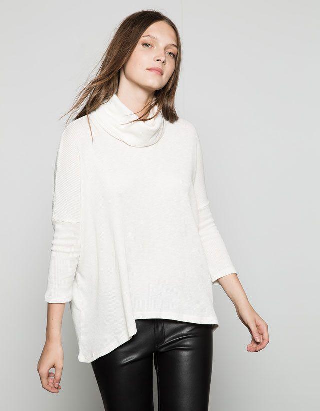 18€ Jerseys - Punto - BERSHKA - Chica - Bershka España
