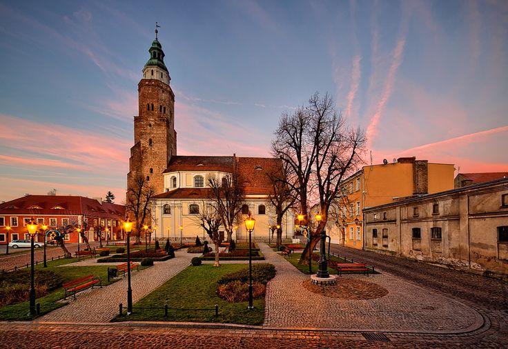 Wschowa by Lukasz Malkiewicz on 500px | Poland