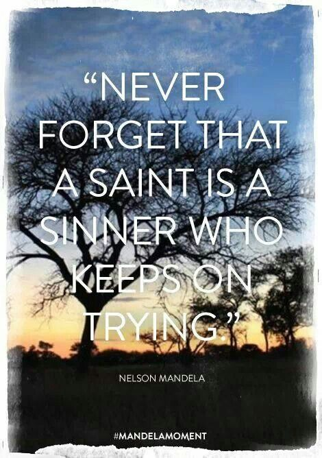 Nelson Mandela - A main theme in East of Eden is how each person is born into sin and each person has the ability to overcome that sin. Adam loved the idea of Timshel and the Nelson Mandela is a person Adam would have been inspired by.