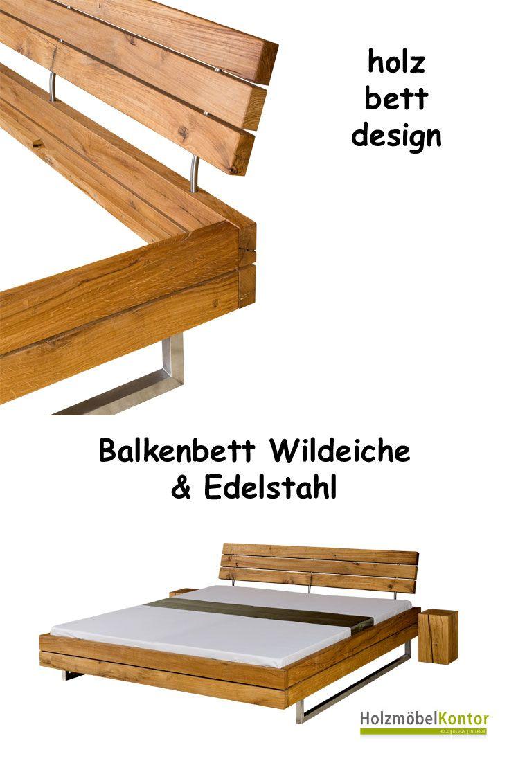 Betten massivholz bett schubksten kernbuche massivholz for Designer bett outlet