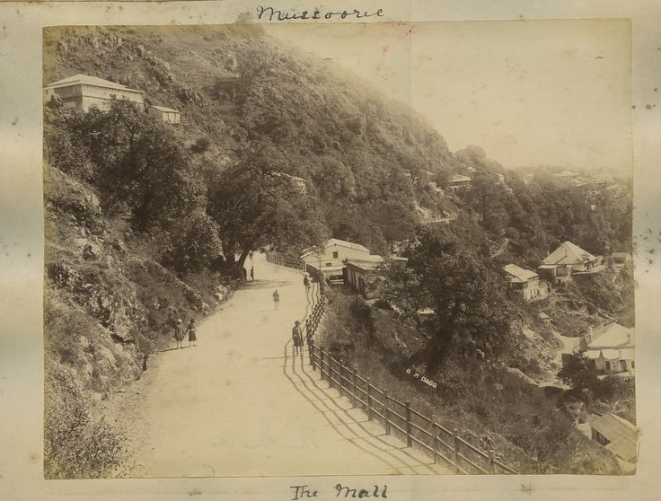 The Mussoorie Mal. 1890's