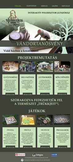 Bertényi Ildikó - webdesign terv
