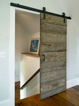 Door At Top Of Stairs Design Ideas, Pictures, Remodel and Decor