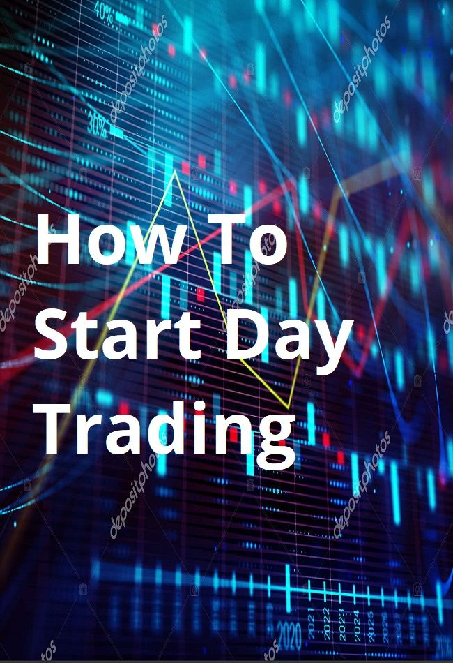 How To Start Day Trading Day Trading Trading Charts Swing Trading
