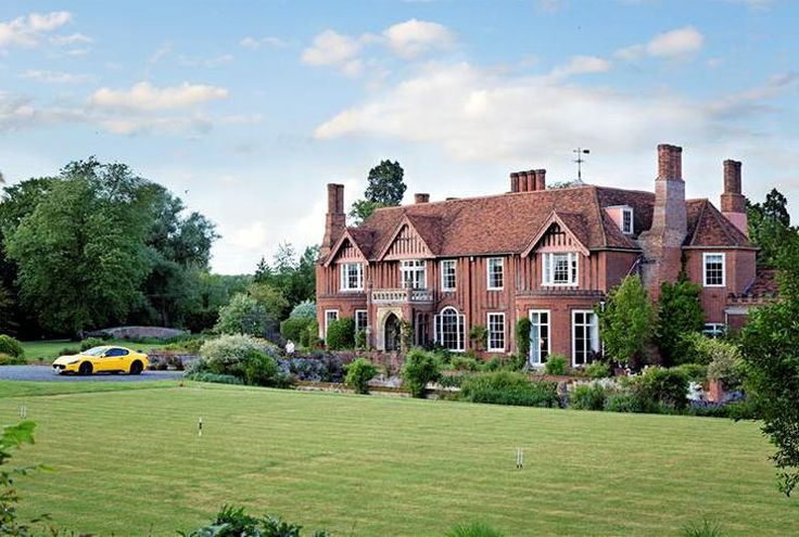Boxted Hall - Wedding venue in Bury St Edmunds, Suffolk